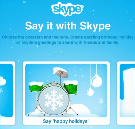 How To Make Holiday Video Greeting Cards Online