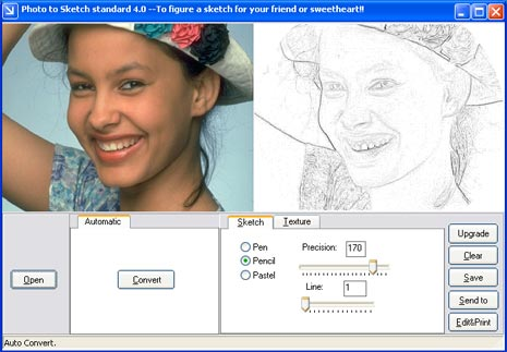 photo-to-sketch-generator