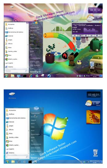 ubuntu-windows7-tranformation