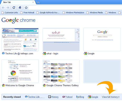 chrome-last-opened-tabs