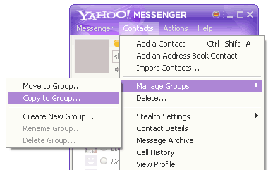contacts-groups-yahoo-messenger