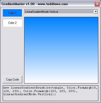gradient-master-code