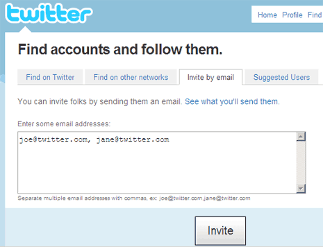 twitter-invite-by-email