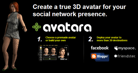 Http Www Tothepc Com Archives Make Free 3d Avatars Online Social Profile