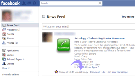 Disable Facebook App from posting on Facebook Wall