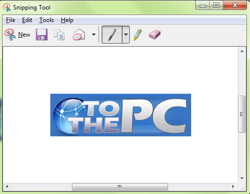 win 7 snipping tool location