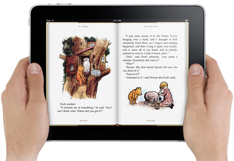 Have ipad read books out loud