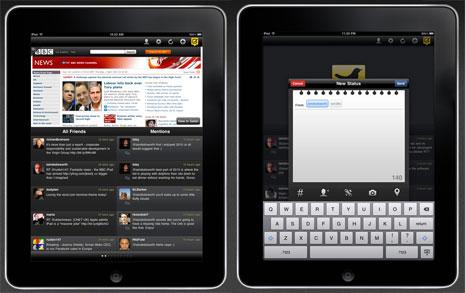 Free Twiter on iPad apps: Tweetdeck & Twitterific