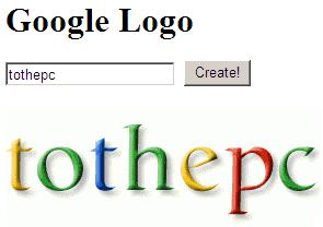 logo font generator