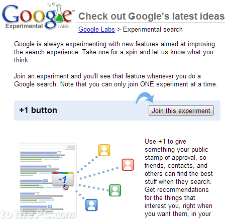 google 1 button png. Use +1 button on Google Search