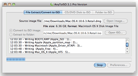 Convert BIN to ISO images: free tools