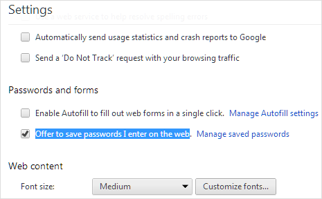 chrome-enable-save-passwords