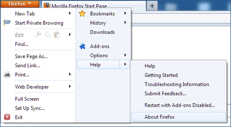 How to update Firefox to latest version
