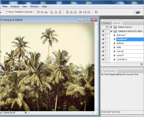 Add instagram effects to images in photoshop on windows 5 ccuart Gallery