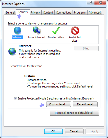 Activex chrome