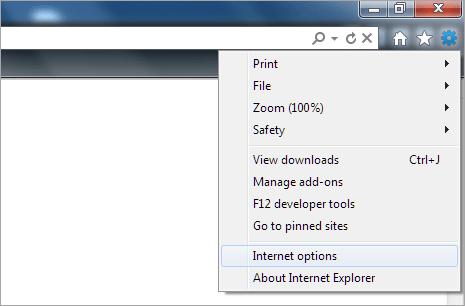 Enable ActiveX controls in Chrome, Firefox, Internet Explorer