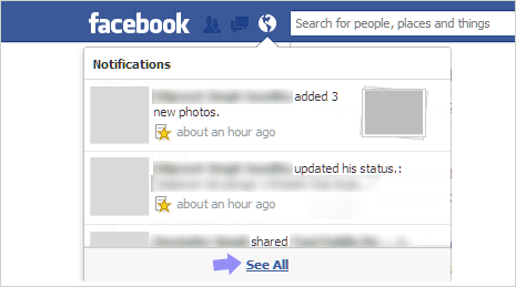 How to stop specific Notification alerts on Facebook
