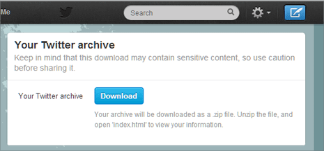 twitter-tweets-archive-download-button