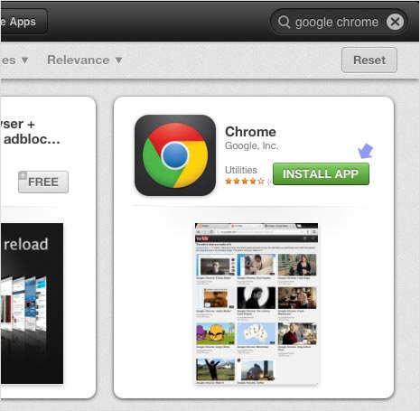 How to download Google Chrome on iPad & iPhone