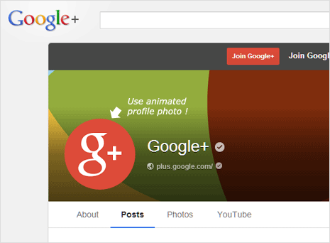 google-plus-profile-gif-photo
