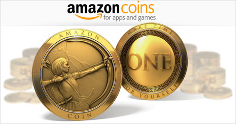 amazon coins virtual currency to buy apps and games