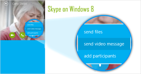record videos in skype on windows 8