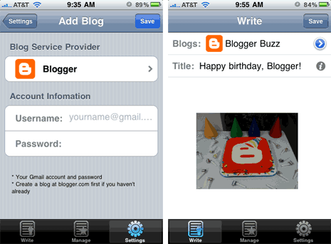 blogger-iphone-app