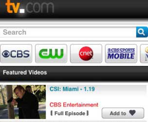 cbs-tv-shows-iphone-app