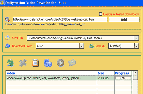 dailymotion-video-downloader