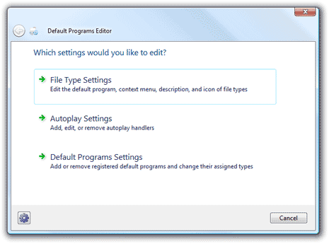 default-programs-editor-main-screen