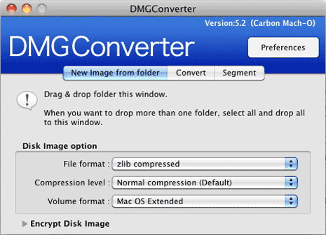 dmgconverter-main-window