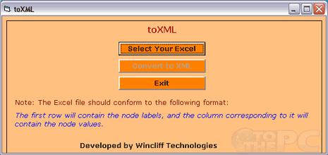 excel-to-xml-format