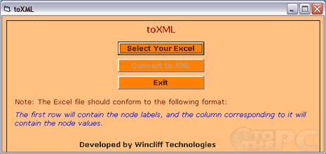 excel-to-xml-format