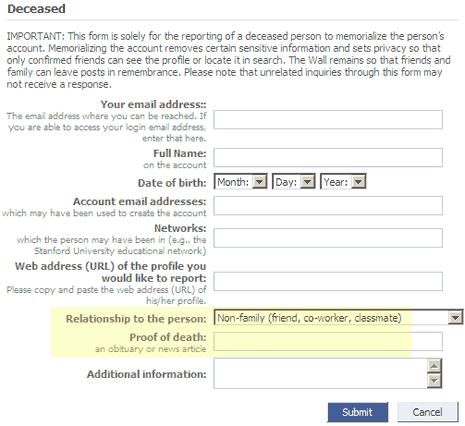 facebook-deceased-form