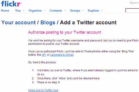 flickr-post-twitter-account