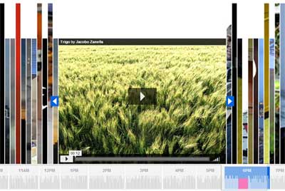 flickr-video-clock-timeline