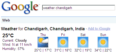 google-check-weather