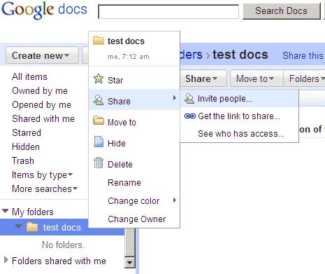 google-docs-share