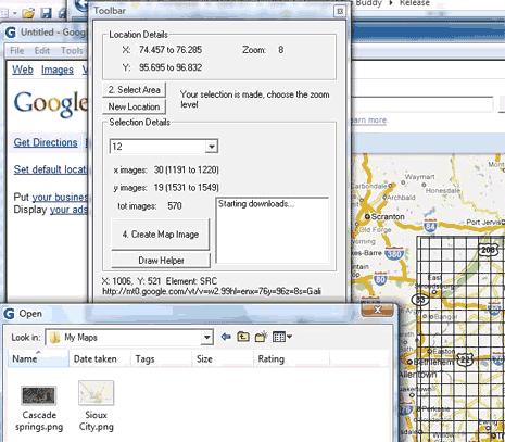google-maps-buddy-app