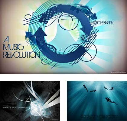 Desktop Wallpaper Music. Are you a Grooveshark music