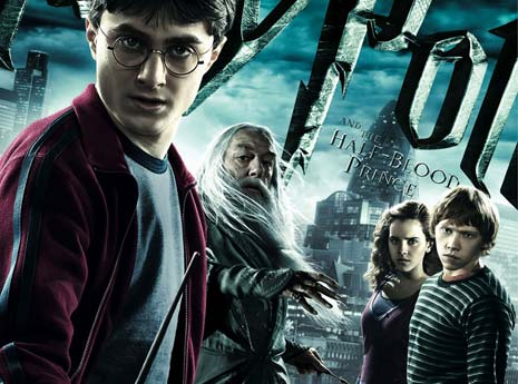 "Latest edition of Harry Potter movie ""the half blood prince"" is about to"