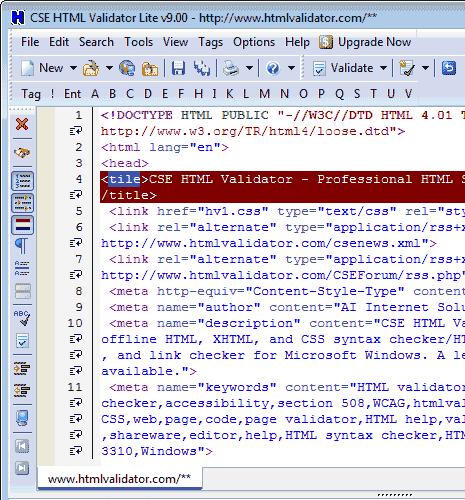 html-spell-syntax-validator-check