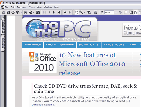 html-to-pdf-convert-online-tothepc