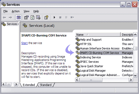 imap-cd-services