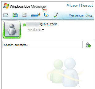 live-messenger-online-login