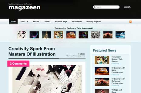 magazeen-wp-premium-theme