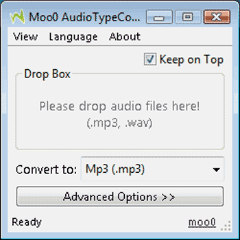 moo-audio-converter