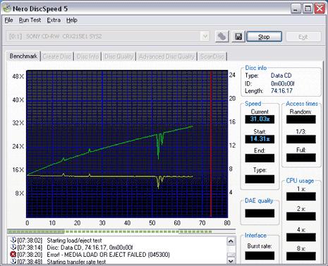 nero-disc-speed-test