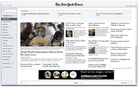 newyork-times-reader-app