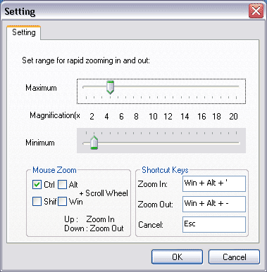 qzoom-main-settings-window